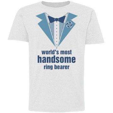 Most Handsome Ring Bearer