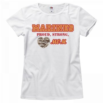Mother's Day Tee USMC