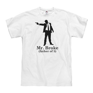 Mr. Broke Dad