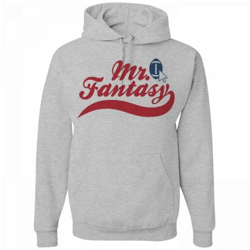 Mr. Fantasy Football Logo