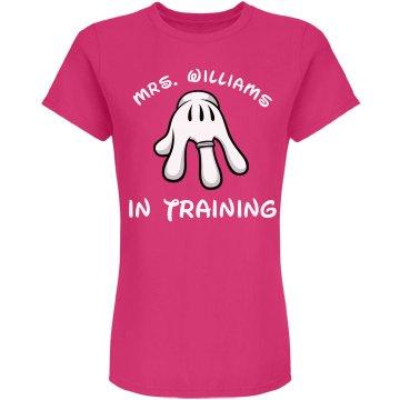 Mrs. In Training