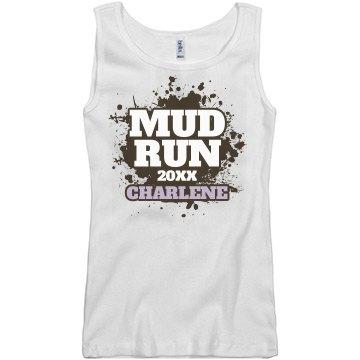 Mud Run Girl