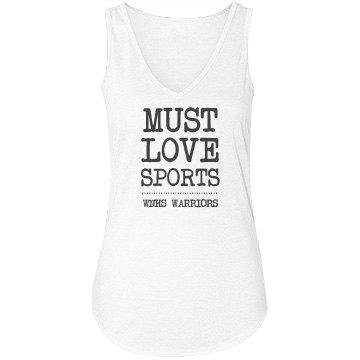 Must Love Sports