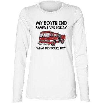 My Boyfriend Saved Lives