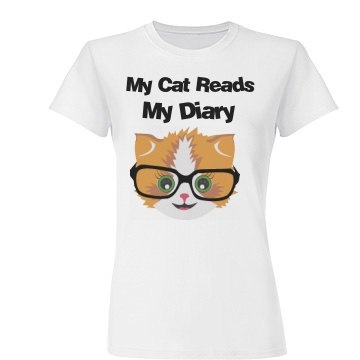 My Cat Reads My Diary