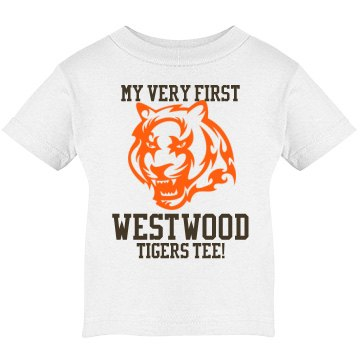 My First Tigers Tee