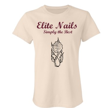 Nail Business Tee