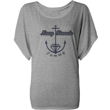 Navy Fiancee Anchor