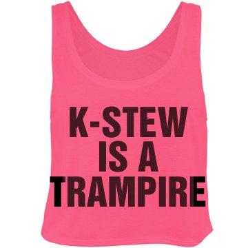 Neon K-Stew Trampire