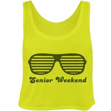 Neon Senior Weekend