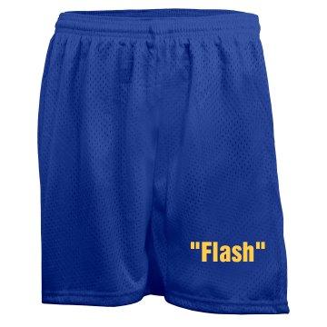 Nickname Mesh Shorts