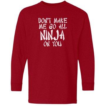 Ninja On You