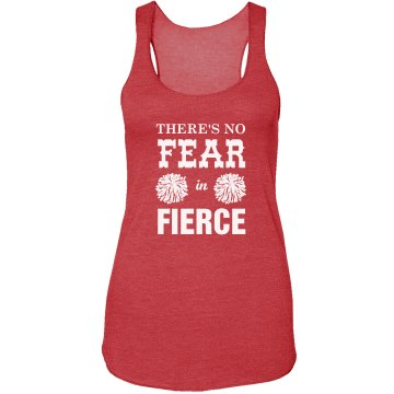No Fear Cheerleading