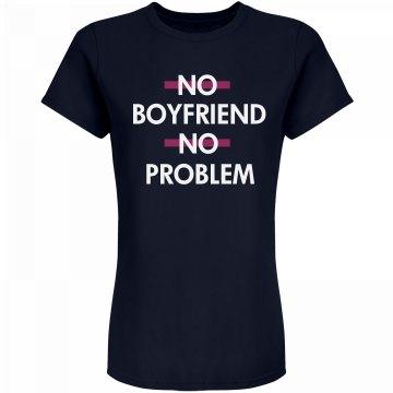 No Problem With No Boy