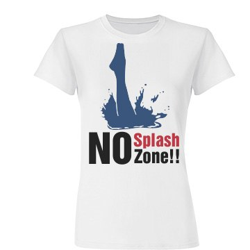 No Splash Zone