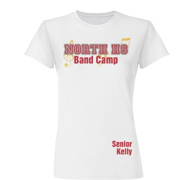 North HS Band Camp