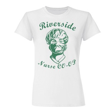 Nurse Co-Op Tee