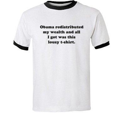 Obama Lousy T-Shirt