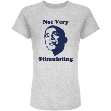 Obama Not Stimulating