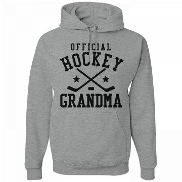 Official Hockey Grandma