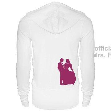Officially Mrs. Fuller
