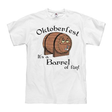 Oktoberfest Barrel of Fun