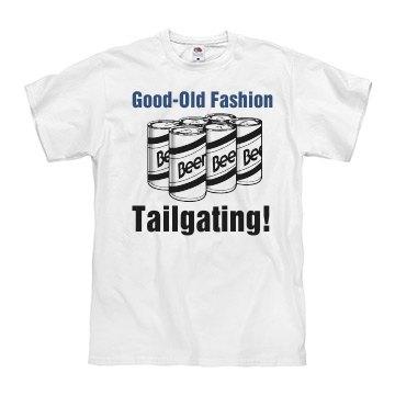 Old Fashion Tailgating