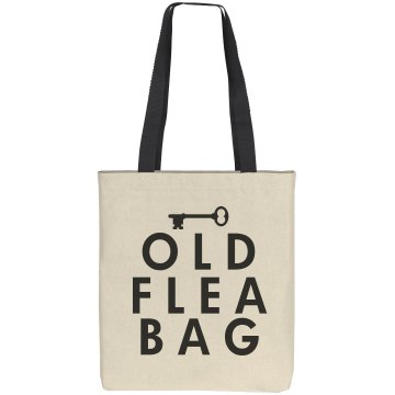 Old Flea Market Bag
