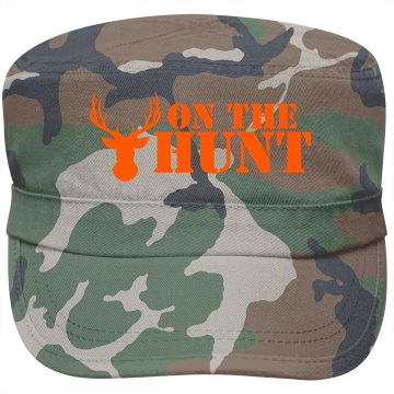 On the Hunt Fashion Cap
