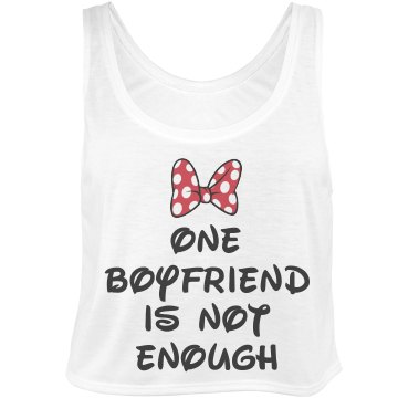 One Boyfriend Bow