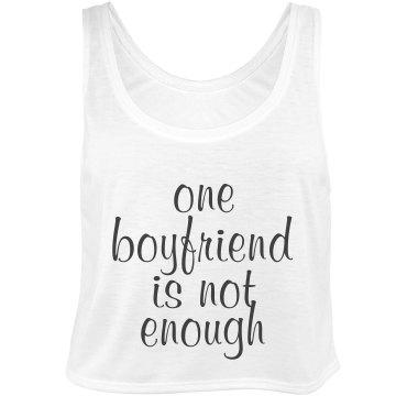 One Boyfriend Not Enough