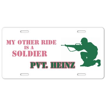 Other Ride Is A Soldier