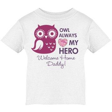 Owl Always Love My Hero