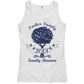 Parker Family Reunion