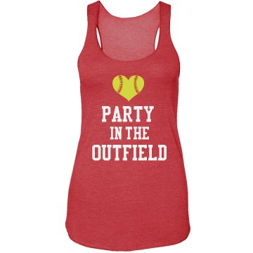 Party In The Outfield