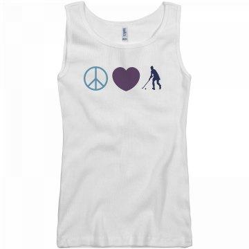 Peace, Love, Field Hockey