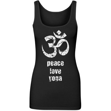Peace, Love, Yoga