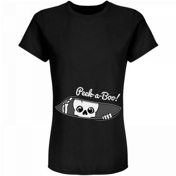 Peek-A-BOO! Skeleton