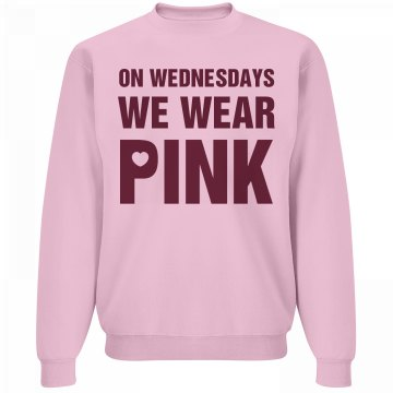 Pink On Wednesdays