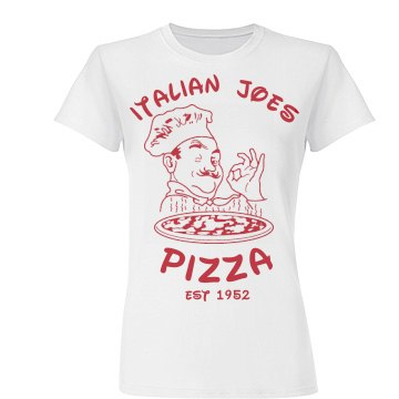 Pizza Shop Tee