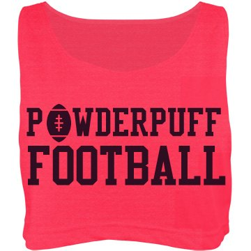 Powderpuff Crop Top