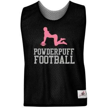 Powderpuff Girl Pinnie