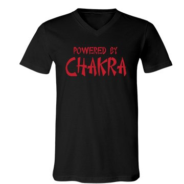 Powered By Chakra