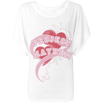 Project Mayhem Shirts
