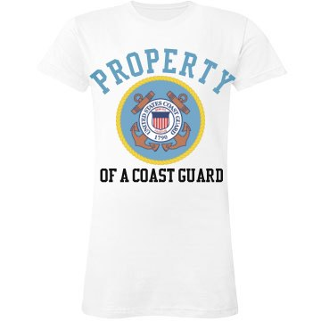 Property Of A Coast Guard
