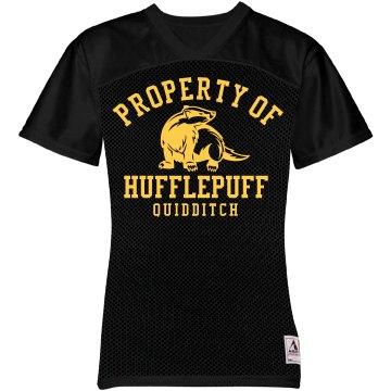 Property of Hufflepuff