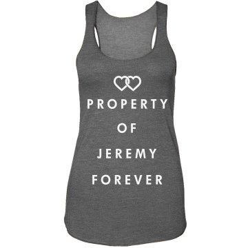 Property of Jeremy's Love