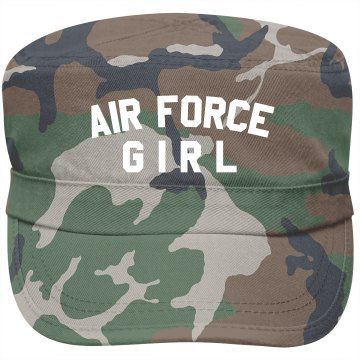 Proud Air Force Girl