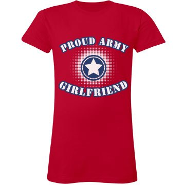 Proud Army GF w/ Back