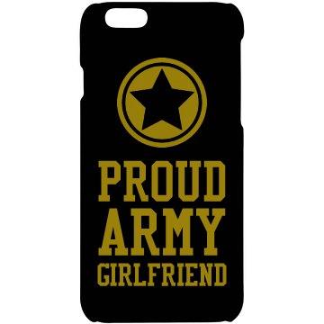 Proud Army Girlfriend